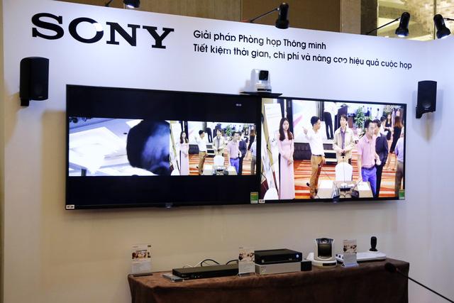 Sony ra mắt giải pháp truyền thông và phòng họp thông minh cho doanh nghiệp - Ảnh 8.