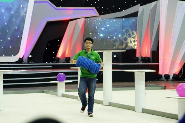 Những hình ảnh hậu trường hiếm người biết tại vòng loại Robocon Việt Nam 2017 - Ảnh 19.