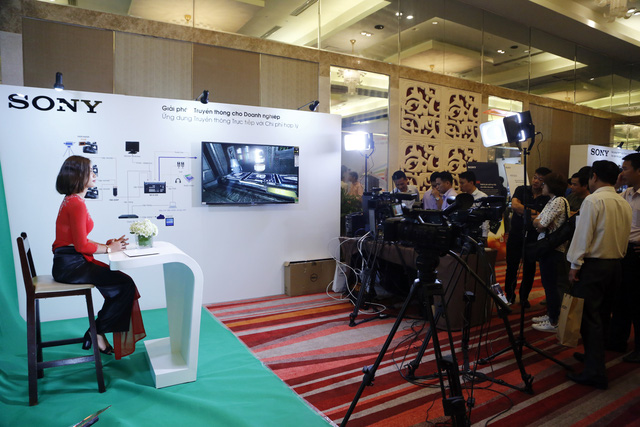 Sony ra mắt giải pháp truyền thông và phòng họp thông minh cho doanh nghiệp - Ảnh 7.