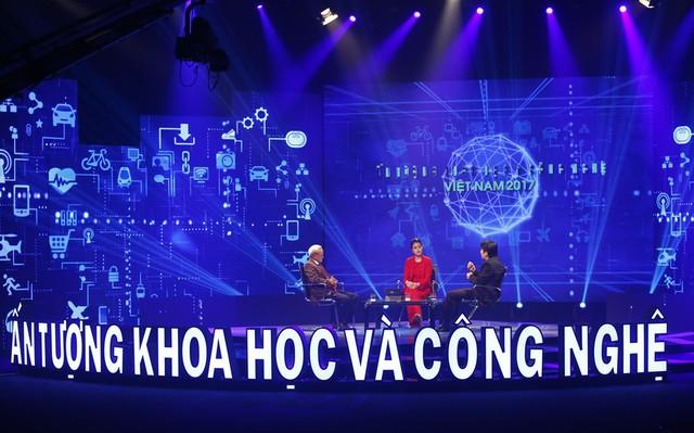 Ấn tượng Khoa học và Công nghệ Việt Nam 2017 có gì đặc sắc? - Ảnh 2.