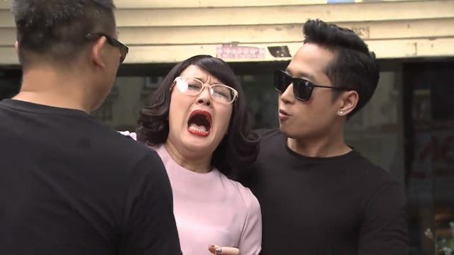 Ghét thì yêu thôi - Tập cuối: Bà Diễm bất ngờ bị bắt cóc - Ảnh 2.