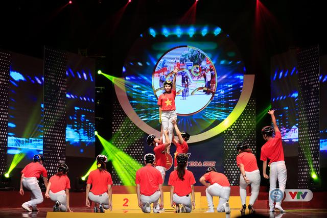 ẢNH: Những khoảnh khắc ấn tượng trong Gala giải xe đạp quốc tế VTV Cúp Tôn Hoa Sen 2017 - Ảnh 1.