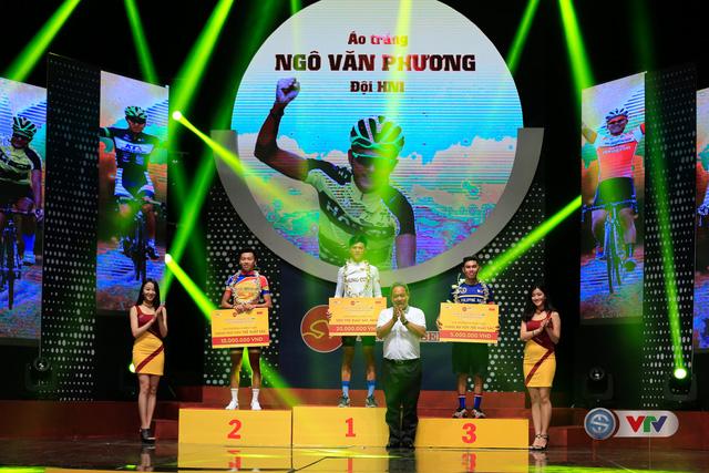ẢNH: Những khoảnh khắc ấn tượng trong Gala giải xe đạp quốc tế VTV Cúp Tôn Hoa Sen 2017 - Ảnh 8.