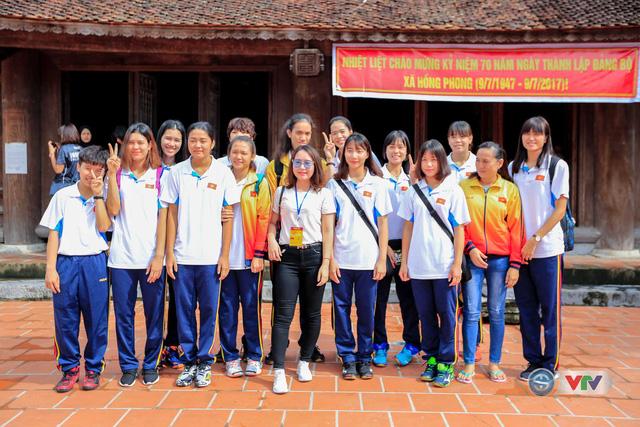 VTV Cup Tôn Hoa Sen 2017: Các đội bóng quốc tế tham dự giải thích thú với những trải nghiệm tại Hải Dương - Ảnh 2.