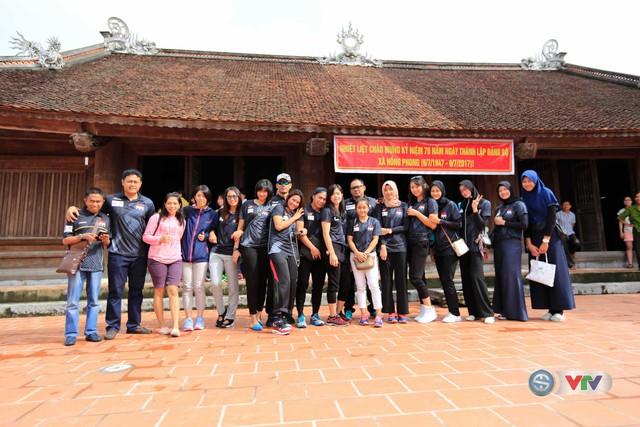 VTV Cup Tôn Hoa Sen 2017: Các đội bóng quốc tế tham dự giải thích thú với những trải nghiệm tại Hải Dương - Ảnh 3.