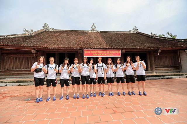 VTV Cup Tôn Hoa Sen 2017: Các đội bóng quốc tế tham dự giải thích thú với những trải nghiệm tại Hải Dương - Ảnh 5.