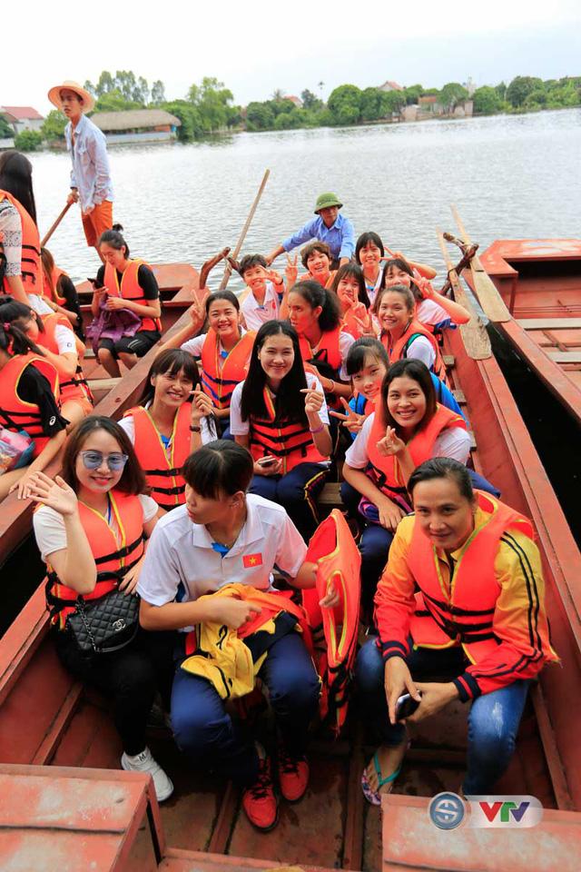 VTV Cup Tôn Hoa Sen 2017: Các đội bóng quốc tế tham dự giải thích thú với những trải nghiệm tại Hải Dương - Ảnh 15.