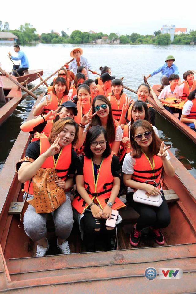 VTV Cup Tôn Hoa Sen 2017: Các đội bóng quốc tế tham dự giải thích thú với những trải nghiệm tại Hải Dương - Ảnh 14.