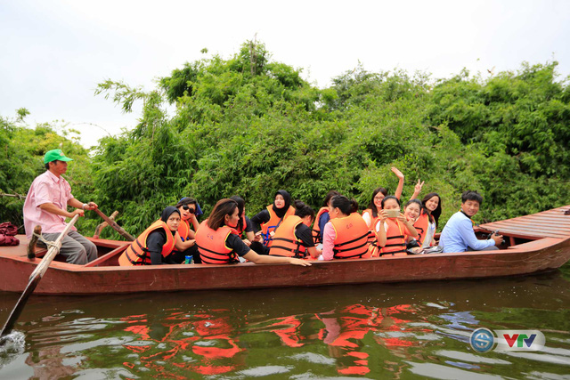 VTV Cup Tôn Hoa Sen 2017: Các đội bóng quốc tế tham dự giải thích thú với những trải nghiệm tại Hải Dương - Ảnh 12.