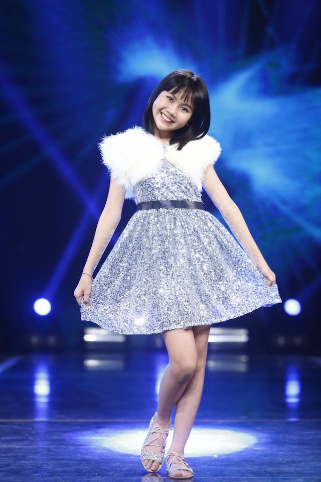 Vietnam Idol Kids 2017: Các thí sinh nữ chính thức lên sàn đấu - Ảnh 4.