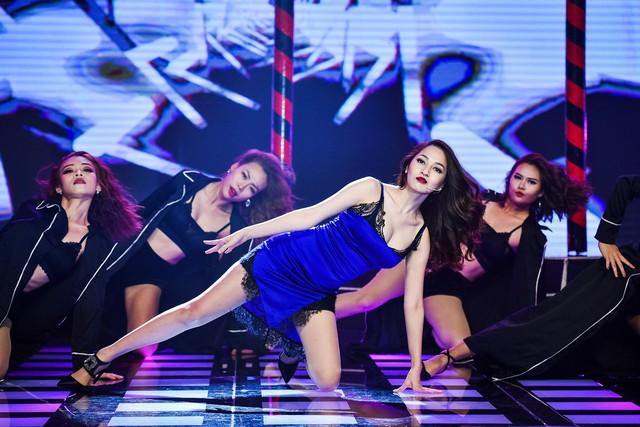 Phương Thanh biến hóa với hình ảnh công chúa trong Âm nhạc và Bước nhảy - Ảnh 4.