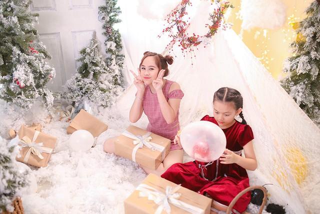 Bố con Yên Lam - Bào Ngư làm mới ca khúc loạt ca khúc Giáng Sinh kinh điển - Ảnh 4.