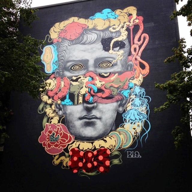 Triển lãm nghệ thuật đường phố tại Đức - Ảnh 3.