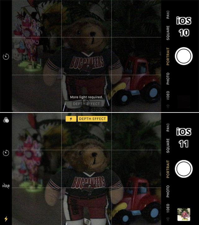 iOS 11 mang tới nhiều trải nghiệm mới với ứng dụng Camera - Ảnh 4.