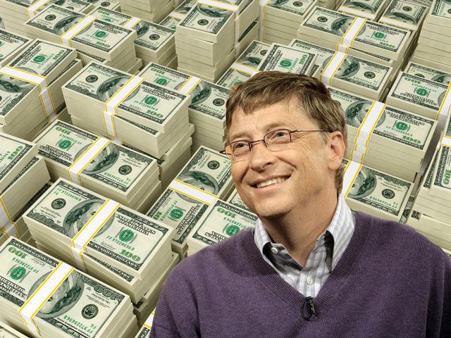 Nếu mỗi ngày tiêu 1 triệu USD, Bill Gates cần bao nhiêu năm để dùng