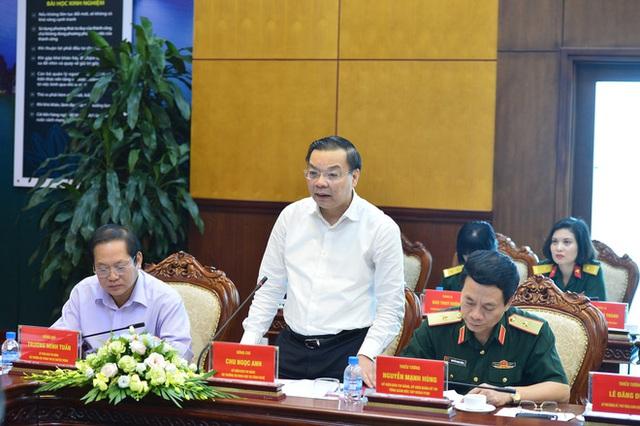 Bộ trưởng Bộ Khoa học và Công nghệ ao ước nhiều lĩnh vực có tập đoàn như Viettel - Ảnh 1.