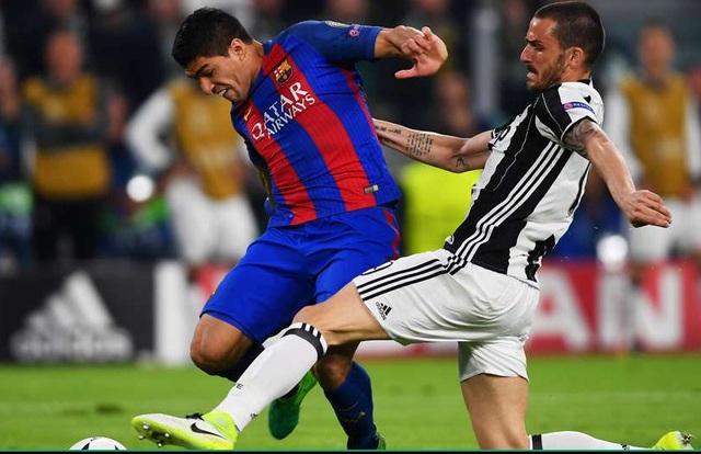 ĐHTB tứ kết lượt đi Champions League: Ấn tượng ngựa vằn Juventus! - Ảnh 5.