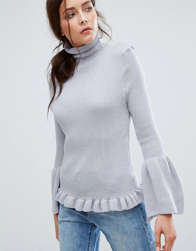Xu hướng áo len chất lừ và nổi bật trong mùa Thu - Đông 2017 - Ảnh 13.