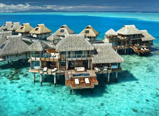 Những thiên đường nghỉ dưỡng đắt đỏ nhất thế giới - Ảnh 4.