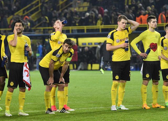 1h45 ngày mai (20/4), trực tiếp tứ kết lượt về Champions League trên VTV3 & VTV3HD: AS Monaco – Dortmund - Ảnh 1.