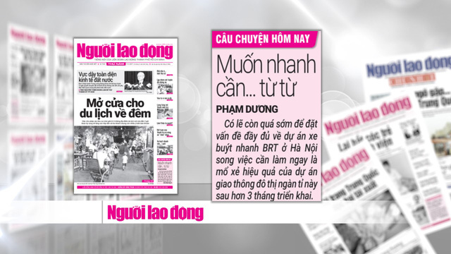 Tranh cãi về hiệu quả của xe bus nhanh BRT Hà Nội: Chưa có hồi kết - Ảnh 5.