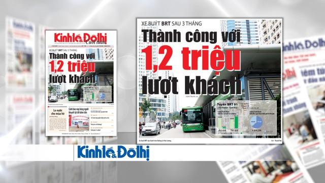 Tranh cãi về hiệu quả của xe bus nhanh BRT Hà Nội: Chưa có hồi kết - Ảnh 6.