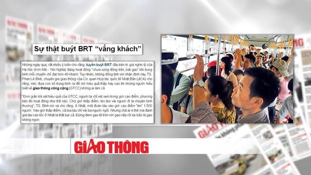 Tranh cãi về hiệu quả của xe bus nhanh BRT Hà Nội: Chưa có hồi kết - Ảnh 7.