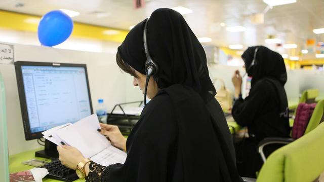 Giá dầu xuống thấp và vai trò của phụ nữ đối với nền kinh tế Trung Đông - Ảnh 1.