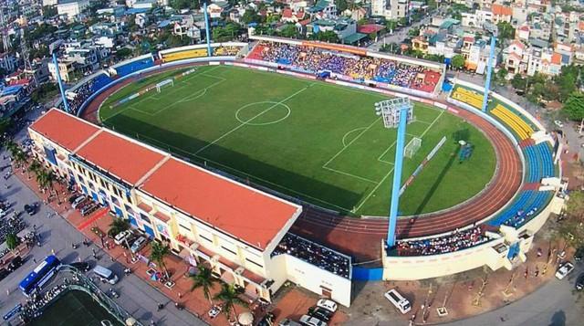 SEA Games 31: Mỹ Đình, Hàng Đẫy và Thiên Trường sẽ là các sân thi đấu chính môn bóng đá nam - Ảnh 2.