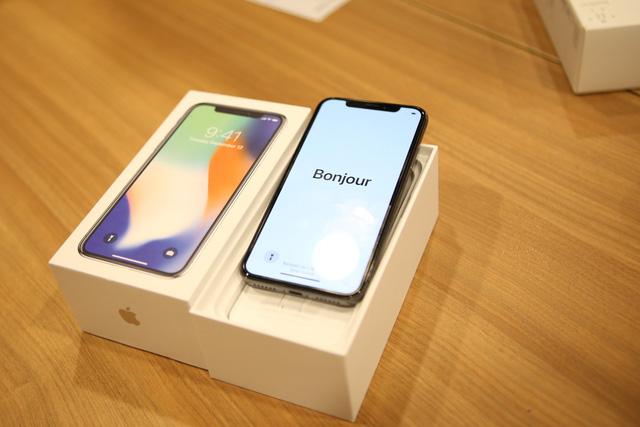 Hôm nay 8/12, iPhone X chính hãng chính thức lên kệ tại Việt Nam - ảnh 2