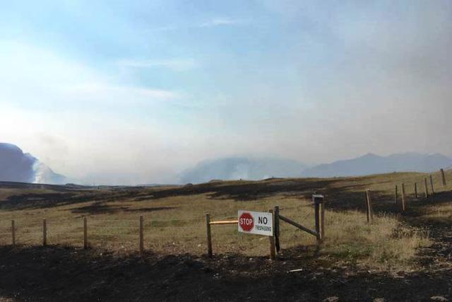 Cháy rừng bùng phát dữ dội ở Canada - Ảnh 5.