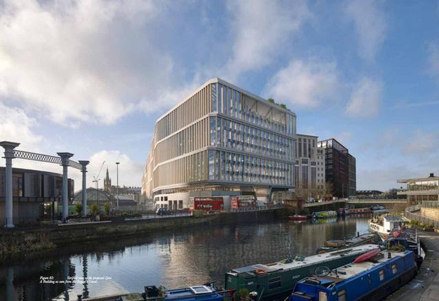 Lộ hình ảnh trụ sở mới đẹp như mơ của Google tại London - Ảnh 17.