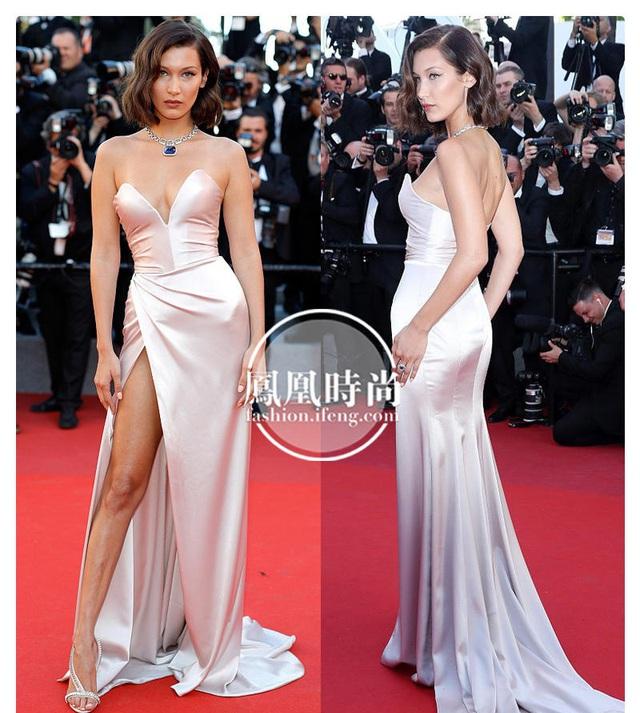 Đẹp tựa nữ thần, Phạm Băng Băng vẫn bị đàn em lấn át ở LHP Cannes - Ảnh 5.