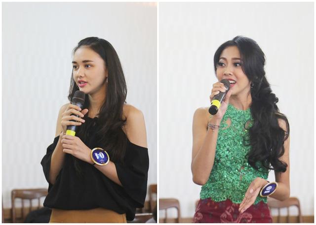 Thí sinh Hoa hậu Hữu nghị ASEAN hướng đến hình ảnh phụ nữ Đông Nam Á thời kỳ hội nhập - Ảnh 3.