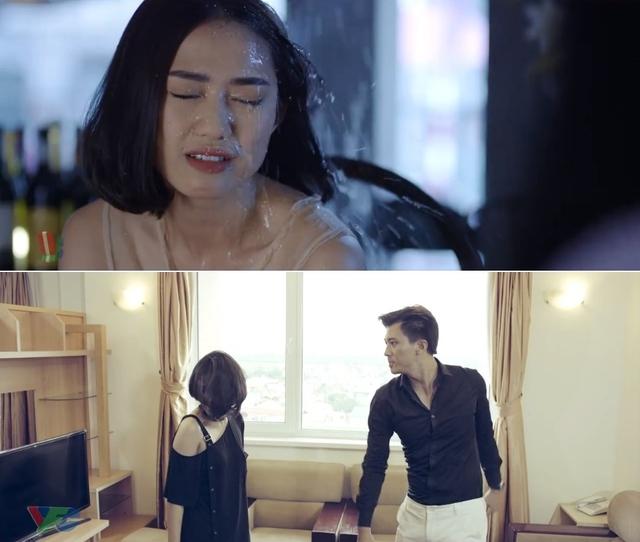 Trang Cherry tự nhận bị ăn hành nhiều nhất trong Ngược chiều nước mắt - Ảnh 1.