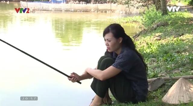 Phan Hương của Người phán xử bất ngờ về quê chăn vịt, câu cá - Ảnh 5.