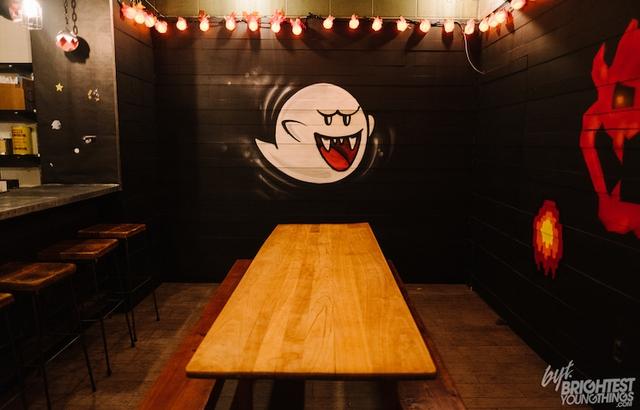 Các fan của Super Mario chắc chắn sẽ thích mê quán bar này! - Ảnh 4.
