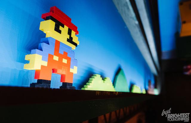 Các fan của Super Mario chắc chắn sẽ thích mê quán bar này! - Ảnh 7.