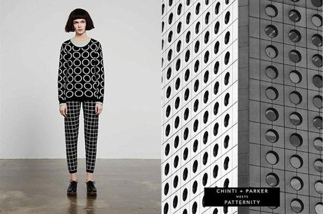 Những thiết kế thời trang siêu độc được thổi hồn từ kiến trúc - Ảnh 5.
