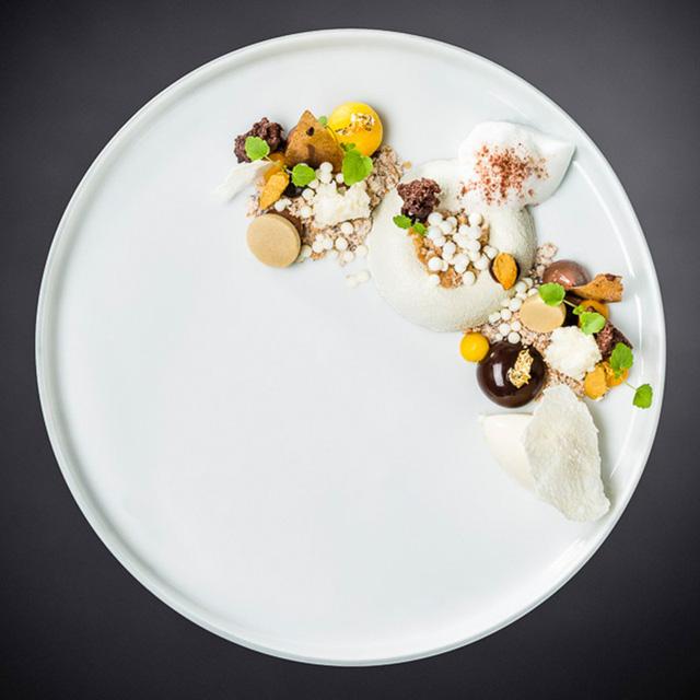Độc đáo nghệ thuật kết hợp ẩm thực Pháp - Nhật Bản - ảnh 3