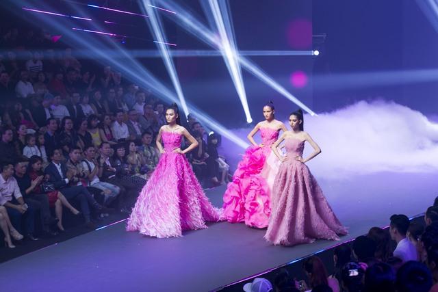 Hành trình từ top 12 mùa 5 thành quán quân Vietnams Next Top Model mùa 8 của chân dài Kim Dung - Ảnh 4.