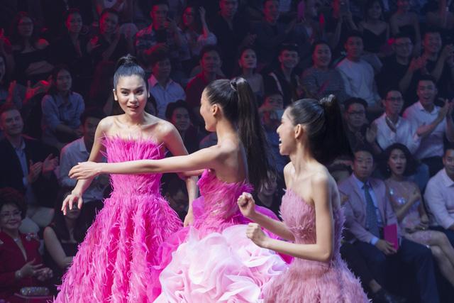 Hành trình từ top 12 mùa 5 thành quán quân Vietnams Next Top Model mùa 8 của chân dài Kim Dung - Ảnh 5.