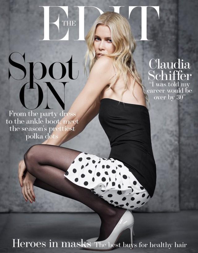 Đây là lý do Claudia Schiffer là siêu mẫu nổi tiếng nhất thế giới - Ảnh 10.