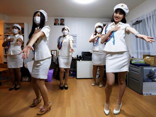 Câu lạc bộ hâm mộ văn hóa Triều Tiên tại Tokyo - ảnh 3