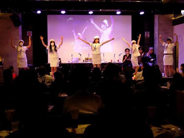 Câu lạc bộ hâm mộ văn hóa Triều Tiên tại Tokyo - ảnh 1