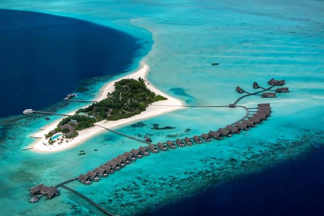 Những thiên đường nghỉ dưỡng đắt đỏ nhất thế giới - Ảnh 5.