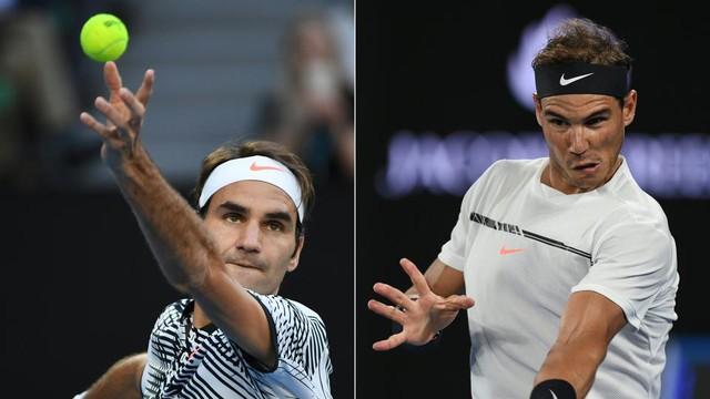 Giành chức vô địch Mỹ mở rộng Rafael Nadal hâm nóng cuộc đua với Roger Federer - Ảnh 1.