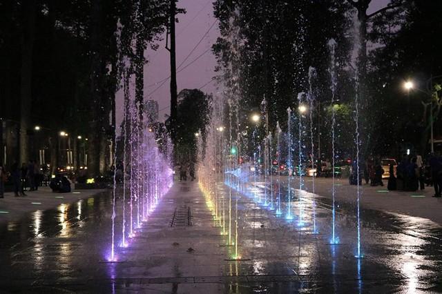 TP.HCM: Cải tạo công viên Văn Lang thành quảng trường nhạc nước hiện đại - ảnh 2