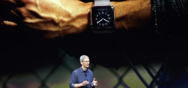 Sau iPhone, cả thế giới lại sẽ phải điên đảo vì Apple Watch - Ảnh 1.