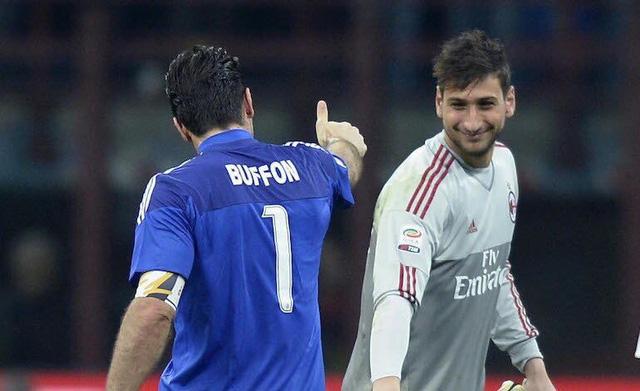 Cạn tình với AC Milan, Buffon mới Donnarumma sẽ đi đâu? - Ảnh 2.